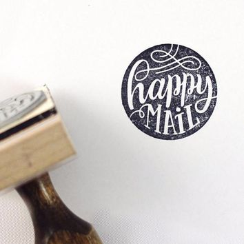 Stamp - Happy Mail