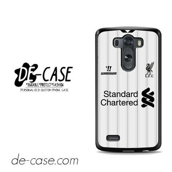 Liverpool Jersey 9 For LG G3 Case Phone Case Gift Present YO