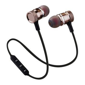 Newrixing LY-11 Bluetooth Wireless Headphone Sport Earbuds with Mic