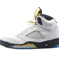 Best Deal Online Air Jordan 5 Retro 'Olympic Gold' (2016)