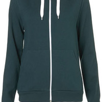 Basic Hoody - Jersey Tops  - Clothing