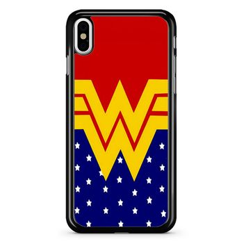 Wonder Woman iPhone X Case