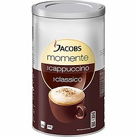 Jacobs - Moments Cappuccino Coffee, 14.1 oz. (400g)