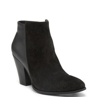 Two-Piece Metro Bootie