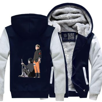 Bonds, Naruto Fleece Jacket