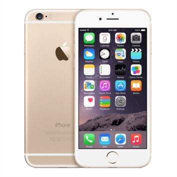 Refurbished iPhone 6 Gold Verizon 64GB (MG622LL/A) (A1549)