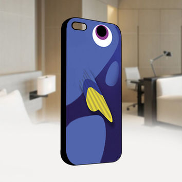 Finding Nemo dory - Photo on Hard Cover For Iphone 4/4S Case, iPhone 5 Case - Black, White, Clear