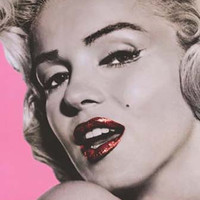 Marilyn Monroe Red Lips XL Giant Poster 40x60