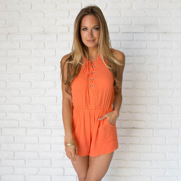 Color Of Summer Romper