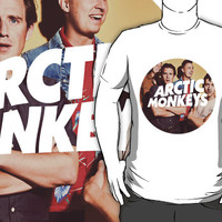 Arctic Monkeys Band Logo 2 T-Shirts & Hoodies