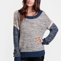 Song of Iceland Marled Sweater
