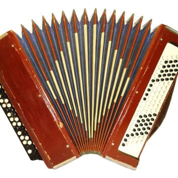 Russian Tula, 100 Bass, Button Bayan, Accordion Instrument, 509