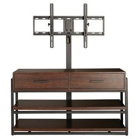 Threshold Mixed Material 3N1 TV Stand