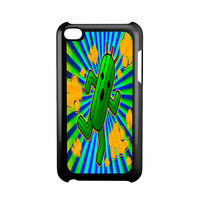 Running Cactus For iPod Touch 4 Case
