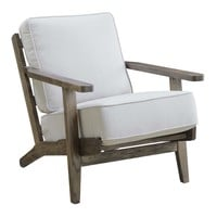 Ryder Accent Chair ANTIQUE WOOD