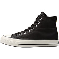 Converse Chuck Taylor '70 Leather Hi - Black/White