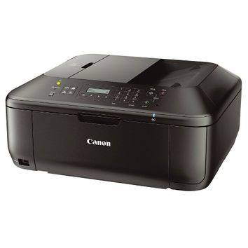 Canon® PIXMA MX532 Multifunction Color Inkjet Printer, Copy/Fax/Print/Scan - Black (CNM8750B002)