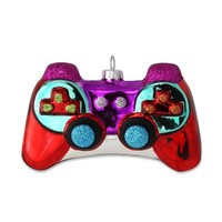 Video Gamer Remote Controller Christmas Ornament