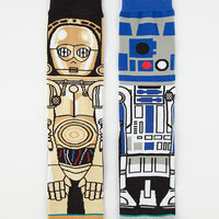 Stance X Star Wars Droid Mens Socks Multi  In Sizes