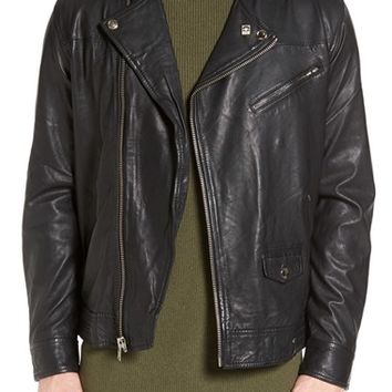 Obey Leather Jacket | Nordstrom