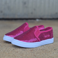 Boat Shoe by Fab Kickz {Pink}