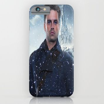 Bucky Barnes iPhone & iPod Case by Brrwsklly101