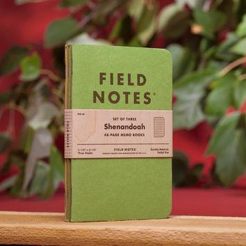Field Notes: Shenandoah