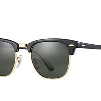 Ray-Ban CLUBMASTER CLASSIC en Noir, RB3016 | Ray-Ban® France