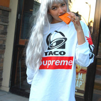Doritos Taco Supreme Dream- White