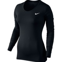 Nike Women's Pro Cool Long Sleeve Shirt | DICK'S Sporting Goods