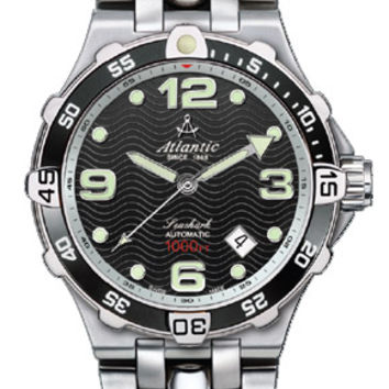 Atlantic SeaShark Automatic Dive Watch