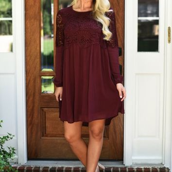 Take It All In Dress | Monday Dress Boutique