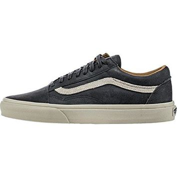 VANS Old Skool Reissue Mens Skateboarding Shoes VARSITY BLUE Suede