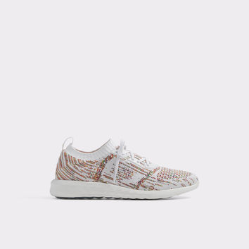 Mx.2 feminine sizes White Multi Women's Sneakers | ALDO US
