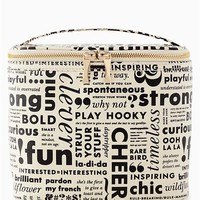 kate spade new york Lunch Tote- What Do You Say?