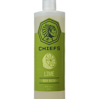 CHIEFS Lime Man Wash | HYPEBEAST Store. Shop Online for Men's Fashion, Streetwear, Sneakers, Accessories