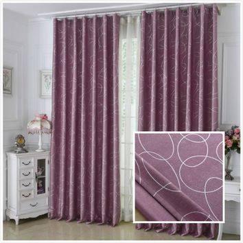 Silver Pressed Thicking Bright Velvet Blackout Curtain Drape For Bedroom Window Curtain Custom Made