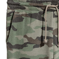 Patterned Sweatshorts - from H&M