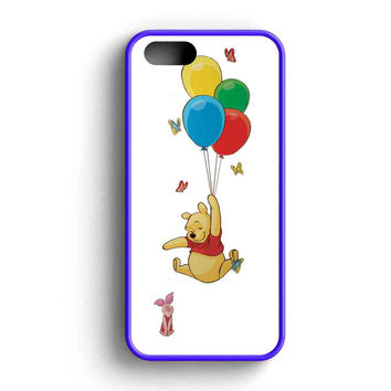 Vintage Winnie The Pooh Balloon iPhone 5 Case iPhone 5s Case iPhone 5c Case