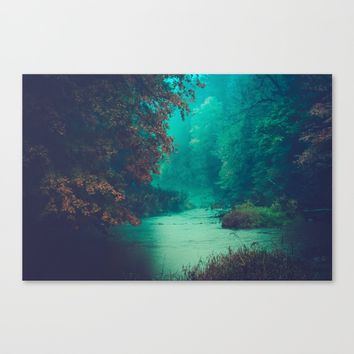 Sanctuary Canvas Print by Faded  Photos