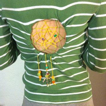 Rage monkey Dreamcatcher shirt by Handspunhomegoods on Etsy