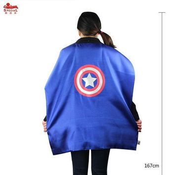 ac DCCKO2Q 110*70 cm Special woman superhero costume cape mask cosplay birthday party decoration themed carnival party cosplay