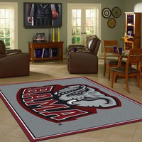 Alabama University Team Spirit Rug