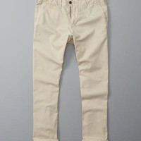 ATHLETIC SKINNY CHINO PANTS