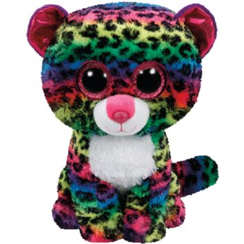 TY Beanie Boos Dotty the Leopard - 13""