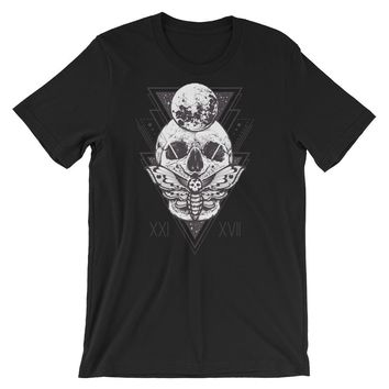 Death Moth #2 Short-Sleeve Unisex T-Shirt