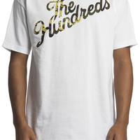 SHOP THE HUNDREDS | The Hundreds: Slant Camo T-Shirt