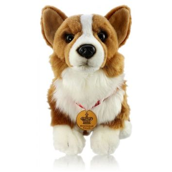 Corgi with Medallion Royal Collection Trust Shop