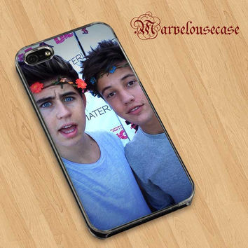 Nash Grier & Cameron Dallas custom case for all phone case