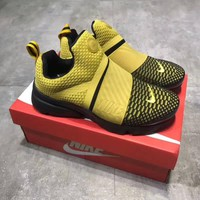 """Nike Air Presto"" Unisex Sport Running Casual Multicolor Flyknit Basketball Shoes Couple Sneakers"